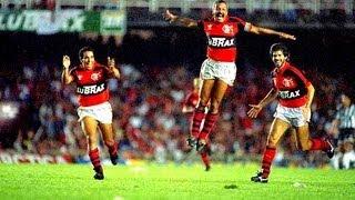 Melhores momentos de Flamengo 2 x 2 Botafogo - Final do Brasileiro de 1992