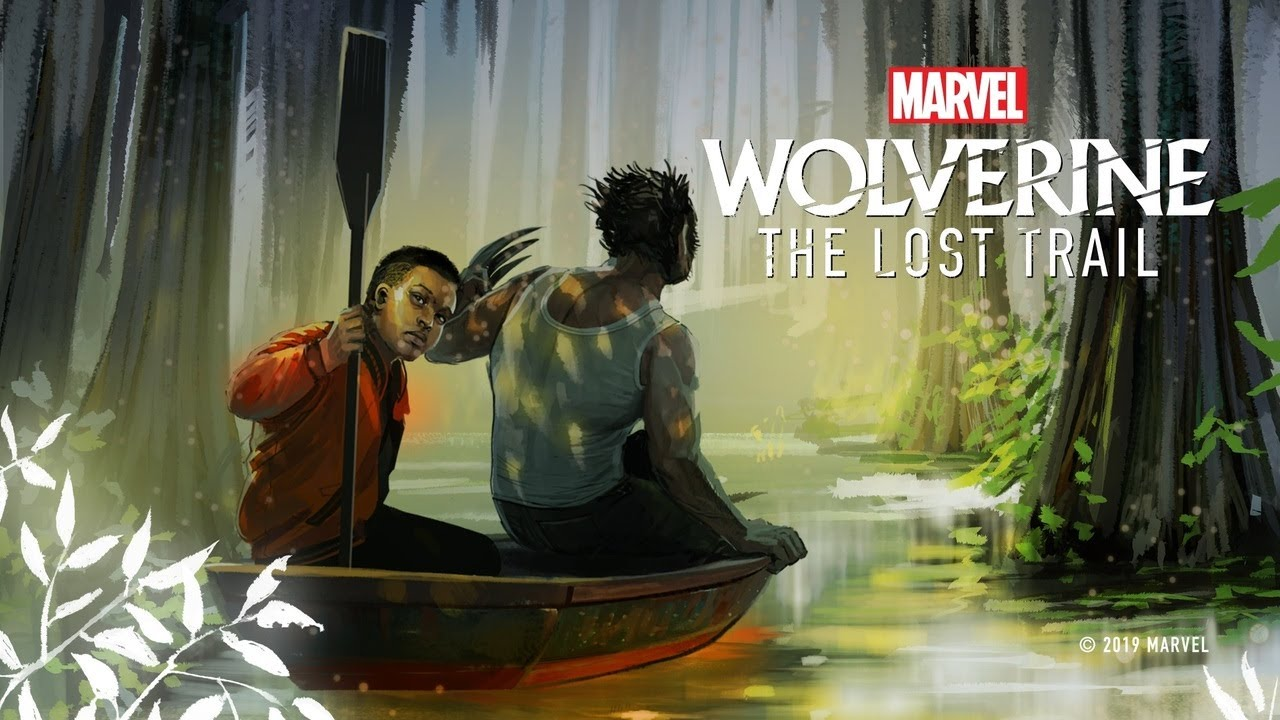 """Marvel's """"Wolverine: The Lost Trail"""" Podcast - Coming Soon"""