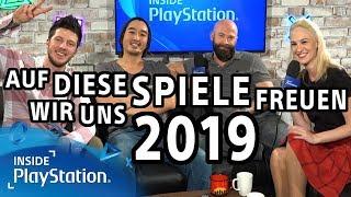 Die besten Spiele 2019 Auf diese PS4 Titel konnt ihr euch freuen!