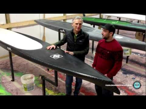 Black Box Carbon Race SUP boards