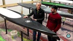 Black Box Carbon Race SUP boards