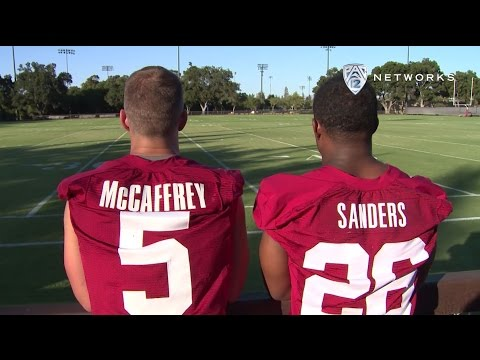 Barry Sanders, Christian McCaffrey bring pro pedigree to Stanford