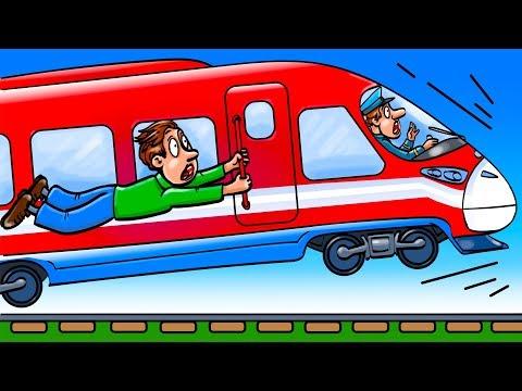 Che Succede Se Un Treno Va Troppo Veloce?