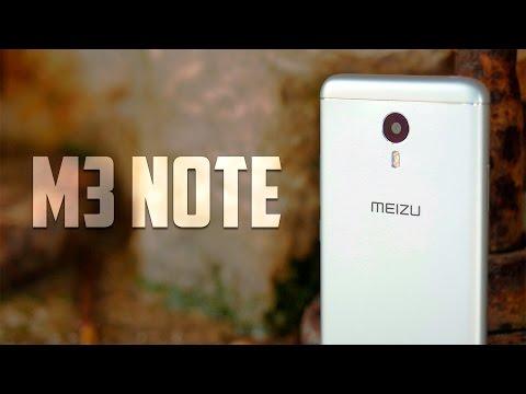 Meizu m3 Note, review en español
