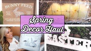 EASTER & SPRING HOME DECOR HAUL