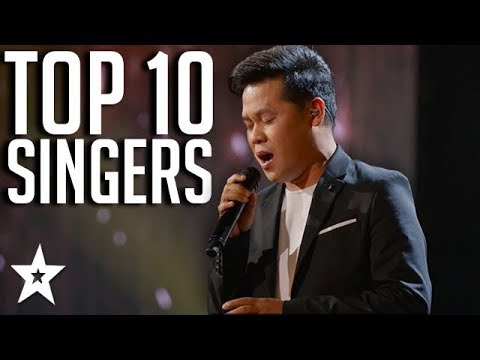 TOP 10 Singers On America's Got Talent: The Champions 2020 | Got Talent Global
