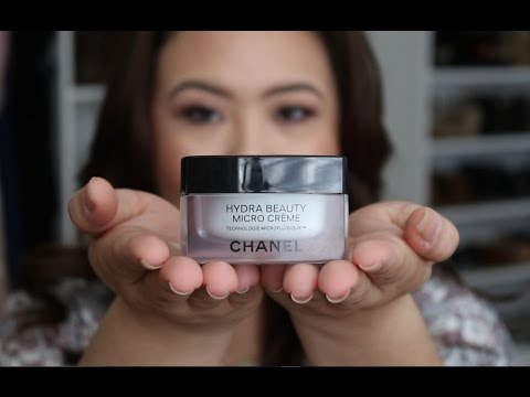 Chanel Hydra Beauty Micro Creme (How To Use and Review) | DreDreDoesMakeup