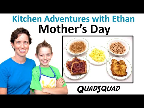 5 Easy Mother's Day (or Father's Day) Breakfast Ideas - Kitchen Adventures With Ethan