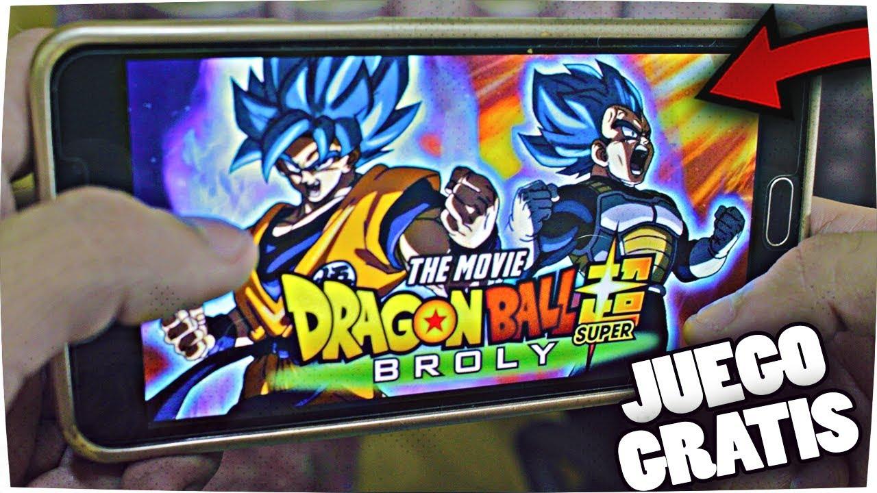Descargar DRAGON BALL SUPER BROLY para ANDROID |El Juego| (APK) *GRATIS 2019*  #Smartphone #Android