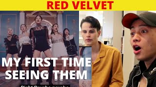 Gambar cover Red Velvet 레드벨벳 'Psycho' MV | FIRST TIME REACTION VIDEO BY REACTIONS UNLIMITED