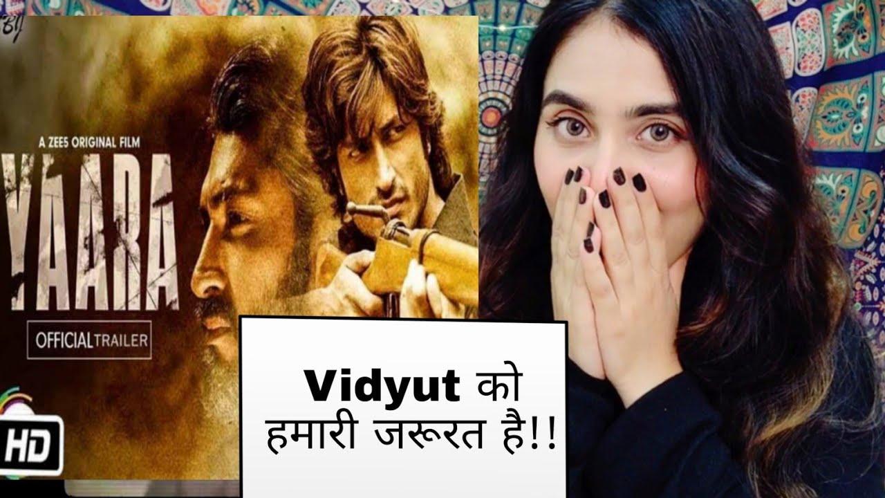 YAARA movie Review | Zee5 Original | Vidyut Jammwal | Shruti Hassan | Illumi Girl