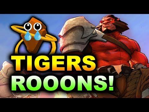 TIGERS vs ROOONS! - SEA vs NA - DreamLeague 10 MINOR DOTA 2