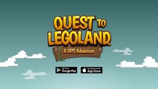 Quest to LEGOLAND: A GPS Adventure