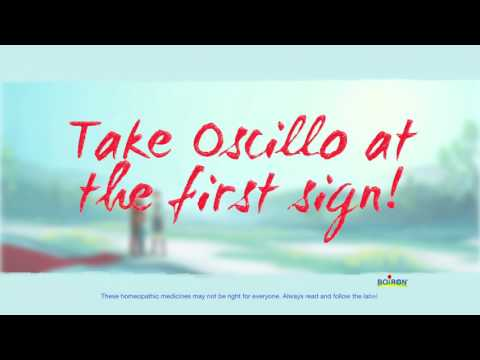 Fight Flu-Like Symptoms with Oscillo