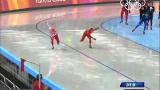 Zhurova - Speed Skating - Women