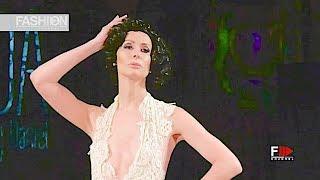 DA by DANIEL NYFW Art Hearts Fashion Fall 2019 New York - Fashion Channel
