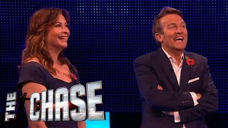 Suzi Perry Tells a Cracking Joke During Her Head-to-Head | The Celebrity Chase