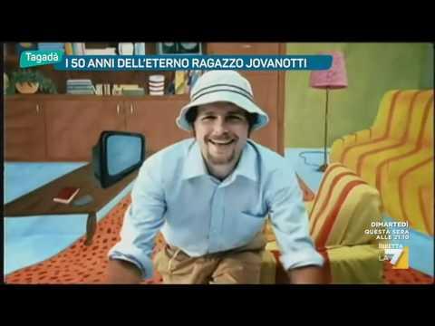 I 50 anni dell'eterno ragazzo, Jovanotti