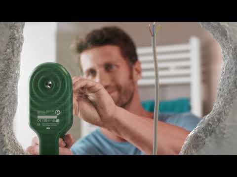 Видео обзор: Детектор BOSCH UniversalDetect