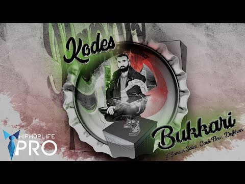 Kodes ft. Sansar Salvo, Cash Flow, Defkhan - Bukkari (Official Audio)