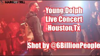 Young Dolph Live in Concert 2015 | Shot by @6BillionPeople