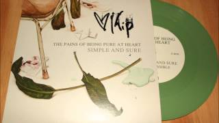 The Pains of Being Pure At Heart - Simple and Sure  (2014) (Audio)
