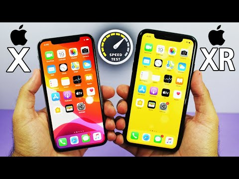 IPhone X Vs IPhone XR Speed Test! Which Is Worth To Buy In 2020?
