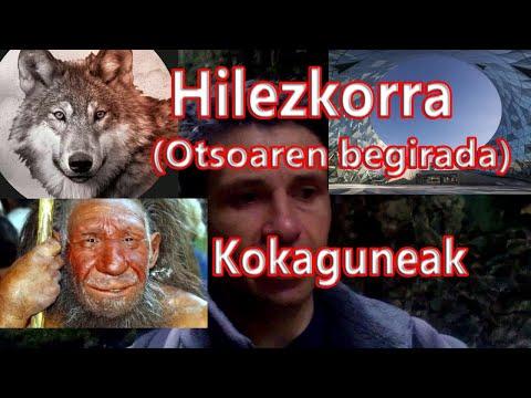 """""""Hilezkorra"""" liburua. Kokaguneak: Hernani - Fernando Morillo Grande (Sorginetxe istorioak)"""