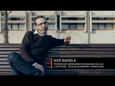 Ciencia en primera persona: Iker Badiola, profesor de la facultad de Medicina y Odontología UPV/EHU