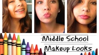 Middle School Makeup! (Grades 6-8) Thumbnail