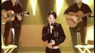 Alizee Jacotey - La Isla Bonita [LIVE].