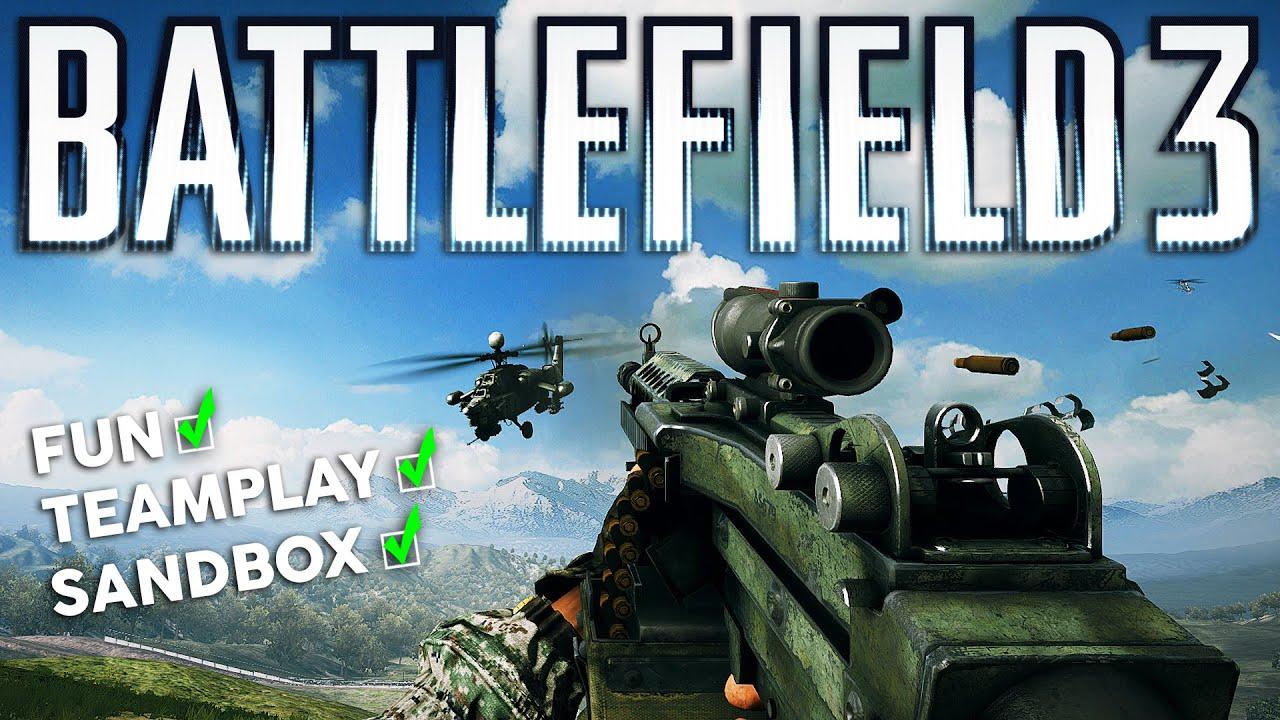 ¡Battlefield 3 hizo tantas cosas bien! + vídeo