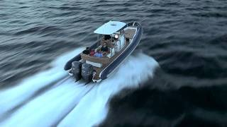 HBI 30 by Hunt Yachts