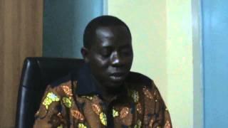 Ziguinchor TV Anrac Fin de la visite de courtoisie rendue par Sidya Djiba aux autorités de Casamance