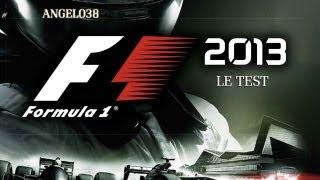 F1 2013 - LE TEST