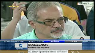 Maduro ordena la activación de mesas técnicas de transporte comunal