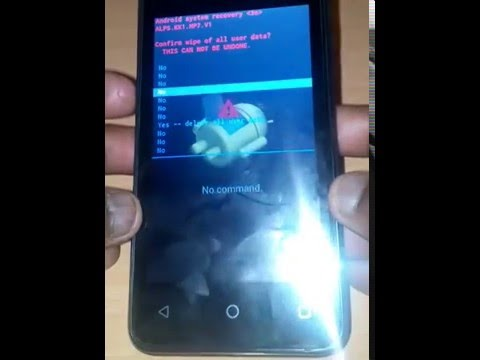 MICROMAX D303 ( UNLOCK PATTERN AND HARD RESET ) - Самые