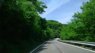 牧ノ戸峠山開きで縦列駐車地帯6分を2分で2011060411vs14p