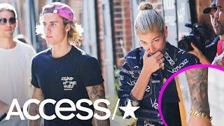 Justin Bieber Still Has A Selena Gomez Tattoo! | Access
