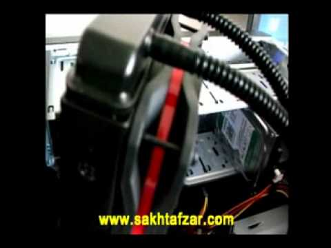 Deep Cool Malestrom240 Water Cooling