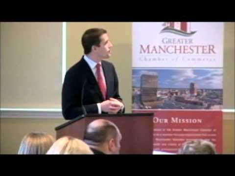 New Hampshire Executive Council District 4 Debate -- Part 1