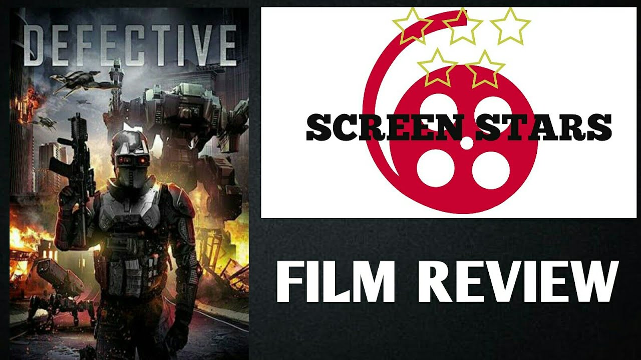 Download Defective (2017) Sci-fi Film Review