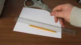 як зробити найпростіший блокнот своїми руками