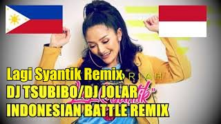 NONSTOP DJ TSUBIBO/DJ JOLAR INDONESIAN BATTLE REMIX - Syantik,Sumpa,Mati Sayang - TSUBLAR BATTLE MIX