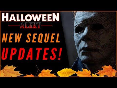 Halloween 2018 Sequel Updates + Rumors!