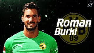 Roman Burki 2017/18 Great Saves - Borussia Dortmund