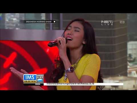 Penampilan Alika menyanyikan lagu Aku Pergi - IMS