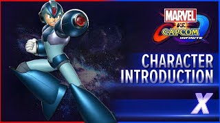 Marvel vs. Capcom: Infinite – Mega Man X Tutorial
