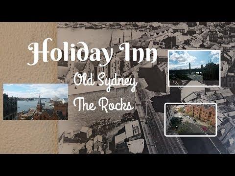 Holiday Inn Old Sydney The Rocks