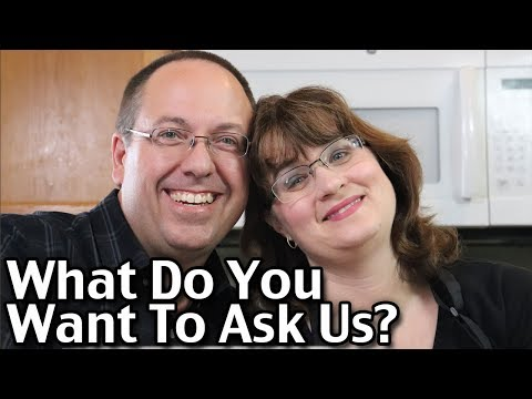 What Do You Want To Ask Us? Bring Your Questions!